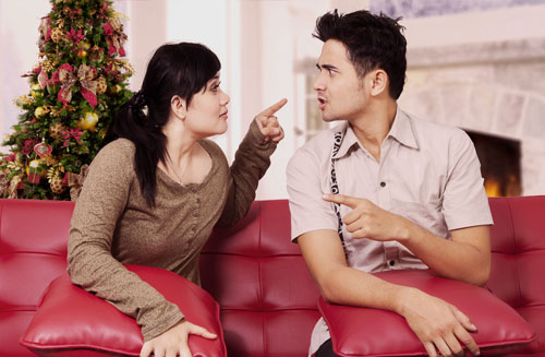 How To Avoid Arguing With Your Ex This Holiday Season