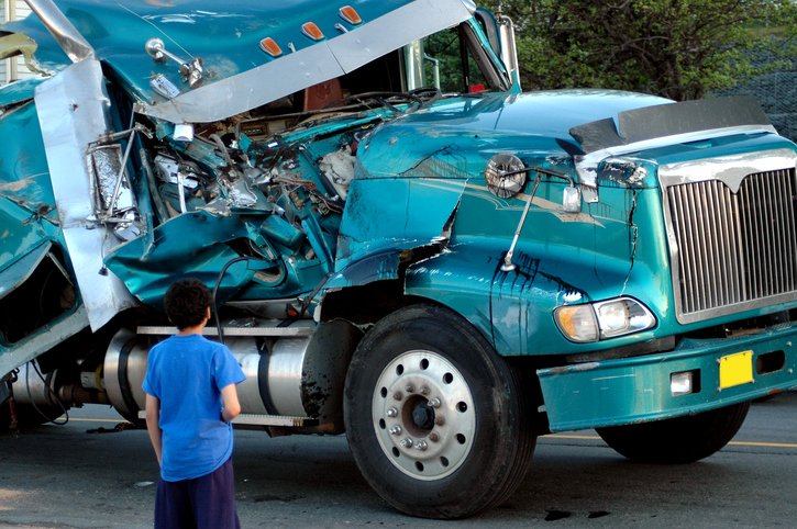 Commercial Trucking Accident